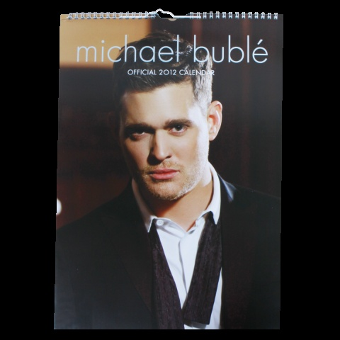 Michael Buble   I really like his work ... his voice ... and, yes, in a very shallow way, his looks. ;)