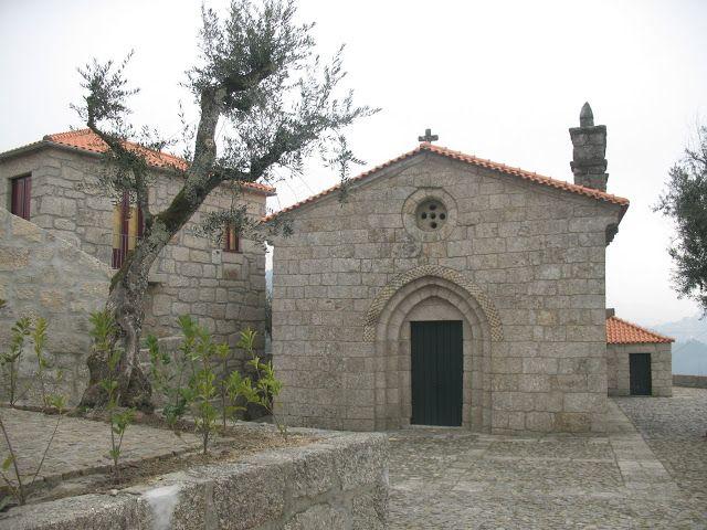HELDER BARROS: Amarante - Mosteiro de Gondar, uma Relíquia do Românico de Amarante!