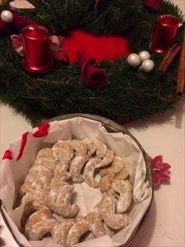 Zobrazit detail - Recept - Vanilkové rohlíčky naší babičky Jiřinky