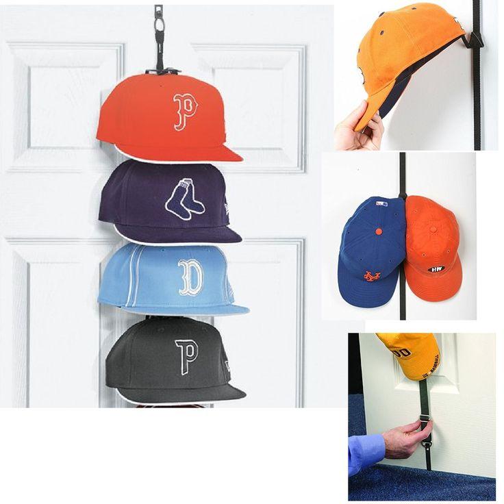 Les 25 meilleures id es de la cat gorie porte casquette de for Hat organizer for closet
