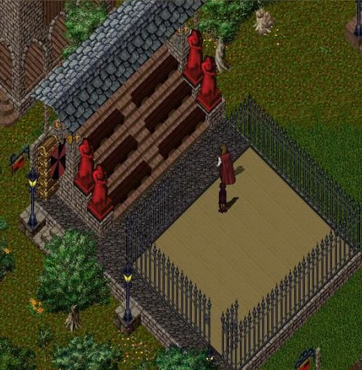 Escaflowne Has Left Ultima Online But Agreed To Let Me Post His Homes In My Home Tours To Share The Wonderful Designs He Came Up With While Designing And