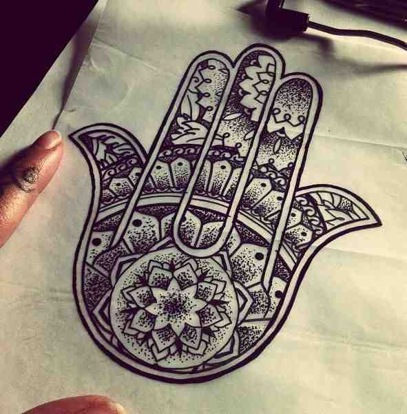 Hamsa hand...I will get one!