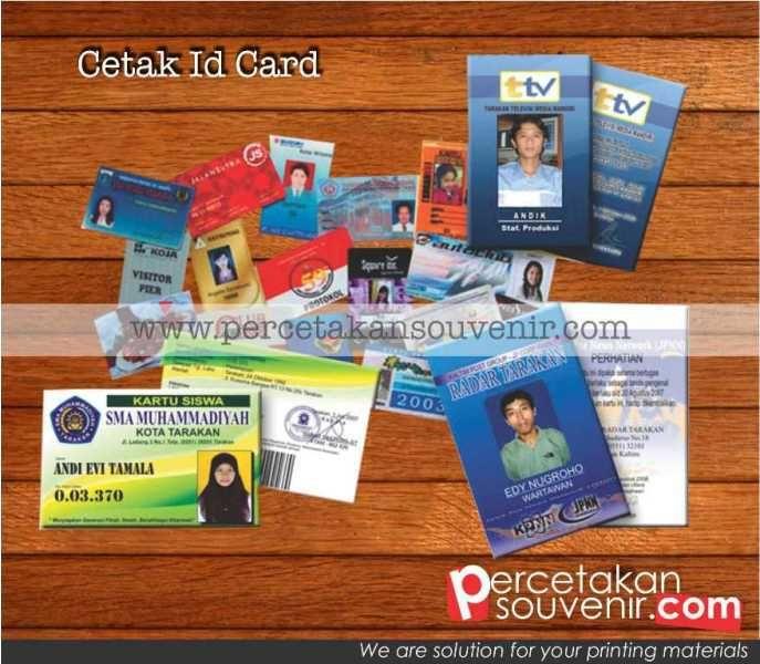 Cetak ID Card | Cetak RFID Card | Tempat Cetak ID Card Info : 0812-8848-7672  www.percetakansouvenir.com www.cetakmurahjakarta.com