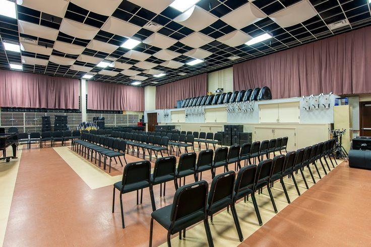 Lamar University Music Building | VLK Architects