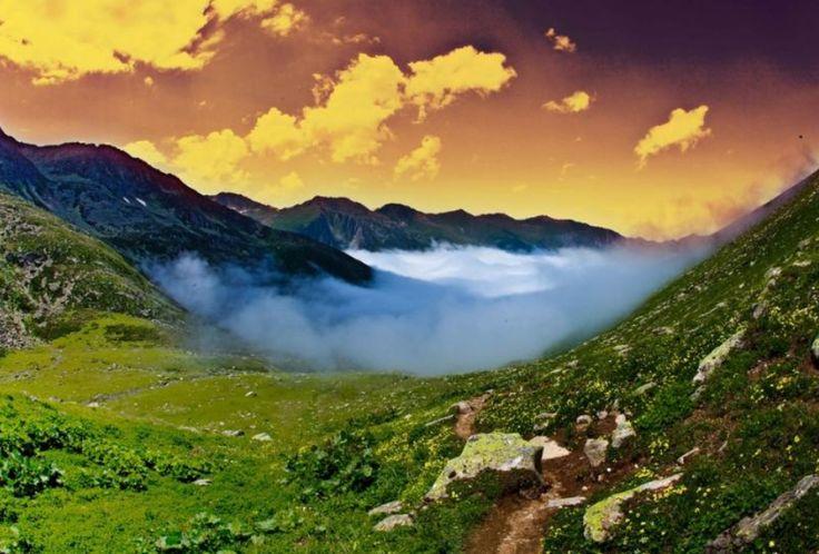 Kaçkar Dağları...Turkey