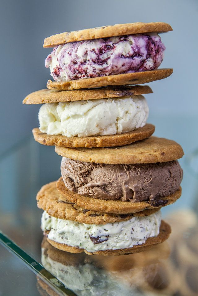 The 21 Best Ice Cream Shops In America -- Must visit these if we're ever on vacation nearby :-)