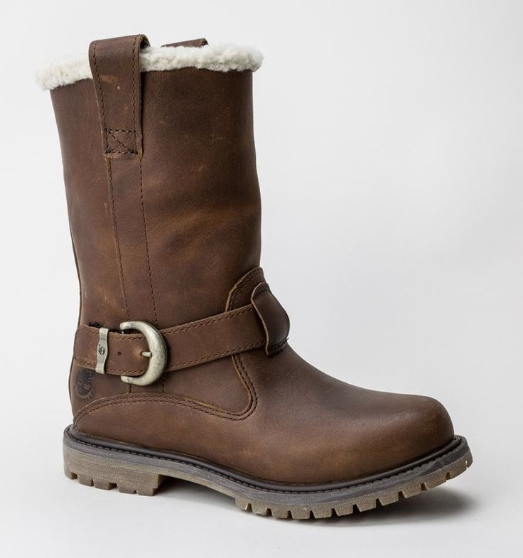 Please can someone get me these for christmas 😁 no names 'Wayne' Timberland Nellie Pull On 8302R Dk Brown