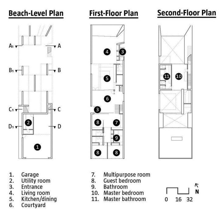 33 best floor plans images on pinterest   studios, architecture