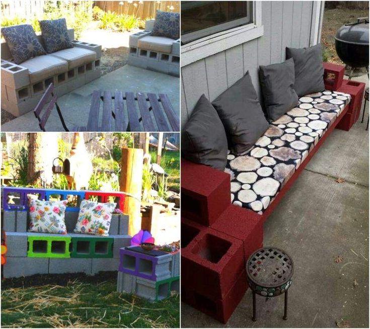 Die Besten 25 Betonblock Mbel Ideen Auf Pinterest Designer Betonmoebel Innen Aussen
