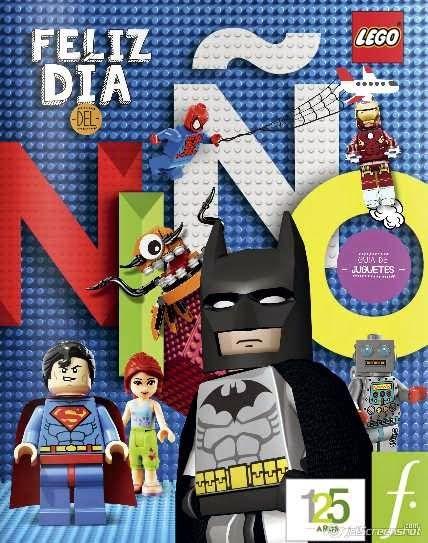 Catalogo de #SagaFalabella Feliz Dia del Niño 2014 con #juguetes baratos.