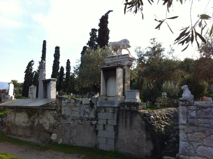 Kerameikos of Athens