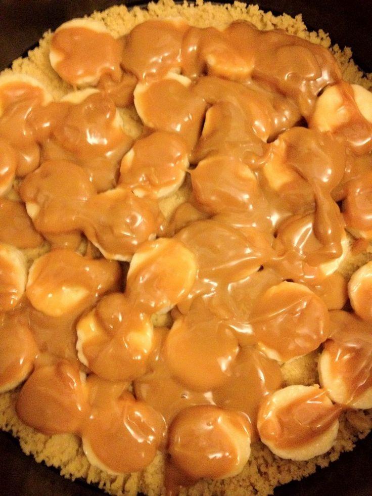 Heerlijke banoffee pie - Lekker en Simpel