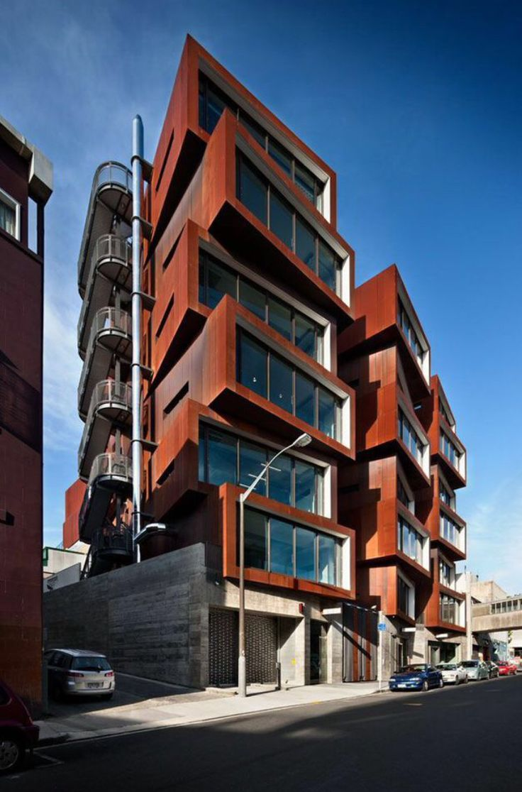 Ironbank building, Auckland, New Zealand by RTA Studio