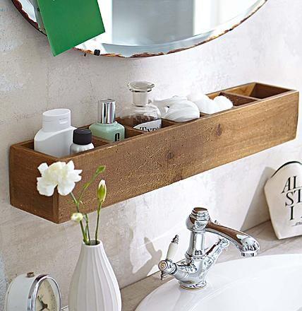 wandregale f r jeden geschmack bathroom pinterest wandregal badezimmer und wohnen. Black Bedroom Furniture Sets. Home Design Ideas