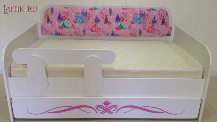 Детская мягкая мебель. Детский диван кровать - Тахта Принцесса. Интернет...