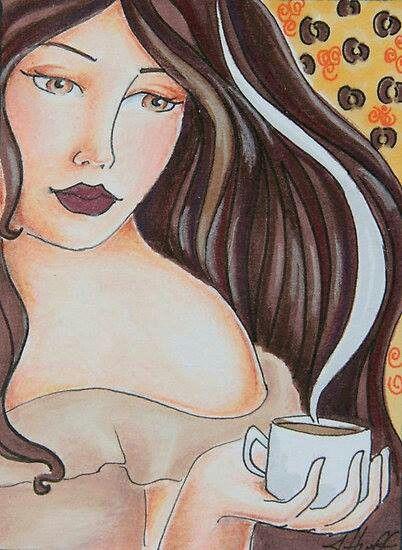 Coffee Art / Coffee Shop Stuff