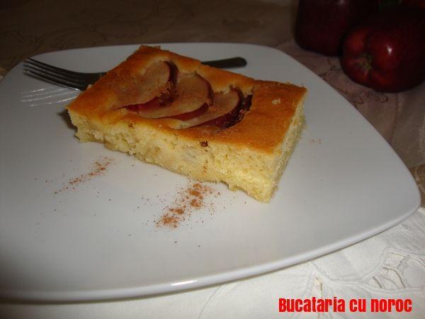 Placinta cu mere - Bucataria cu noroc