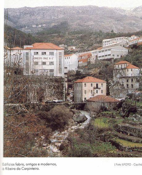 Covilhã, cidade Fábrica, cidade Granja