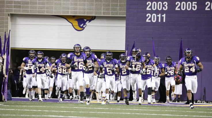 UNI Panther Football