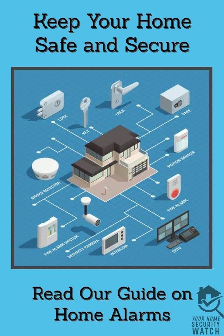 The Benefits Of Home Alarm System In Your Home Home Security Alarm System Alarm Systems For Home Home Security