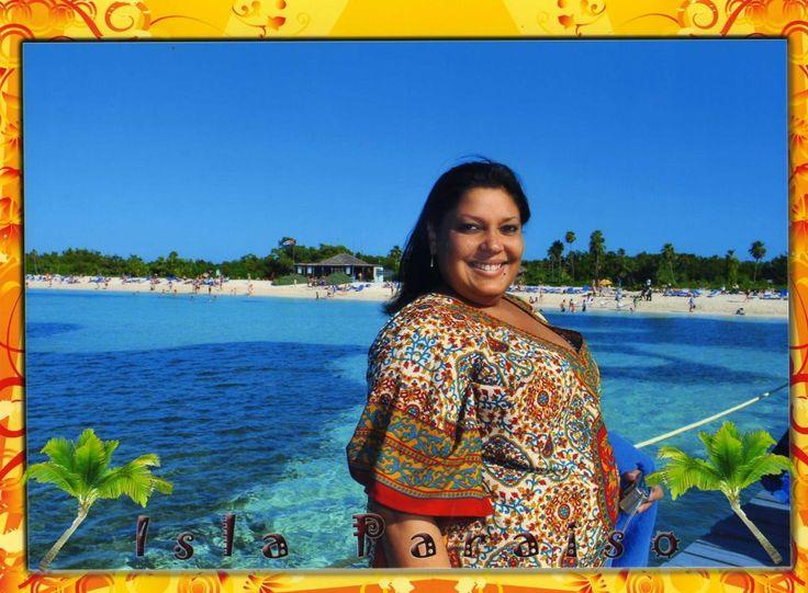 Isla Paraiso ó Playa Juventud Cuba