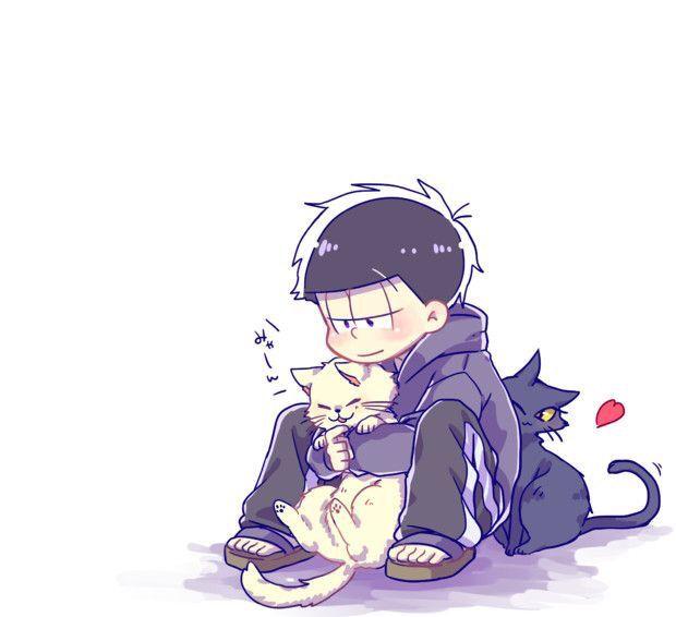 Osomatsu-san Ichimatsu #Anime「♡」