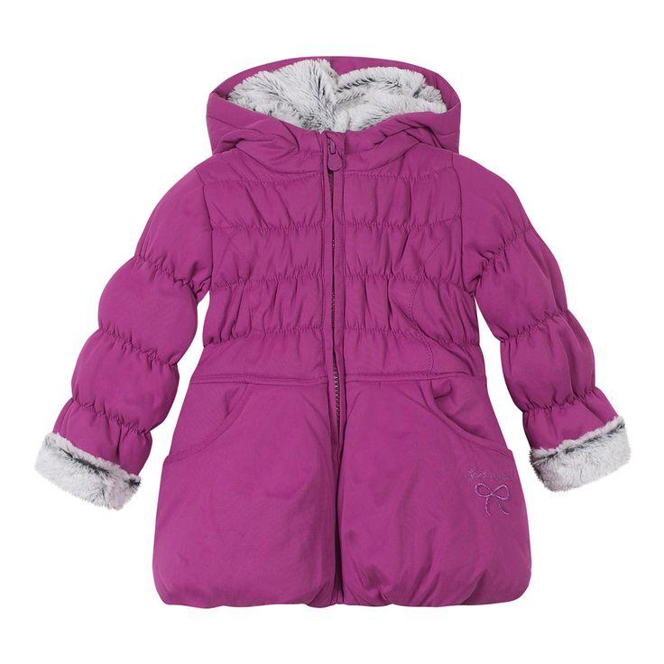 Il parka girly per essere al caldo e femminile per tutto l'inverno! #zgeneration