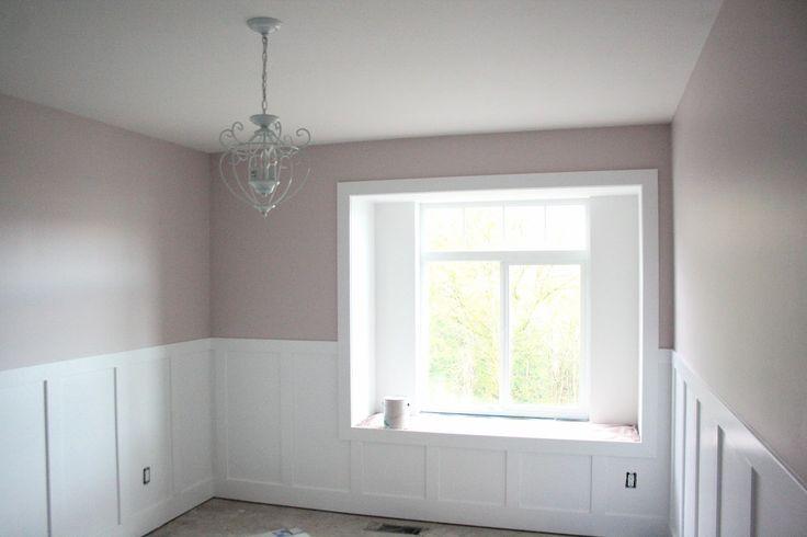 Benjamin Moore Hint Of Violet Living Room Colors