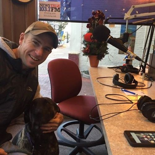 Appalachian Running Company - Josh Beck (22 November 2016) by NEWSTALK 1037FM