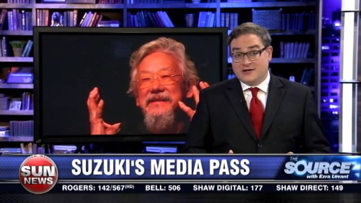 FULL EPISODE: Ezra Levant confronts David Suzuki