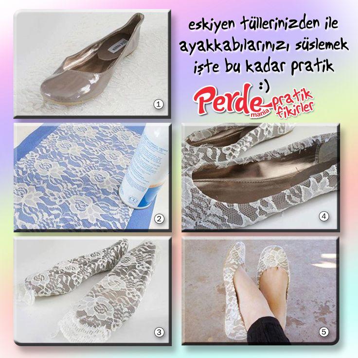 Fikirlerimiz kadar pratik perdelerimize de göz atmak için www.perdemania.com.tr 'yi ziyaret edin :)  #pratik #fikir #practical #ideas #çöpeatma #terlik #ayakkabı #tül #yeni #perde