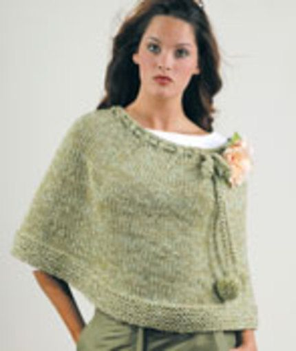 Beginner Knitting Poncho : Best images about capes ponchos collars hoods on