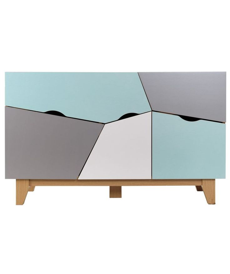 Buy Multicoloured Sideboard At Argoscouk