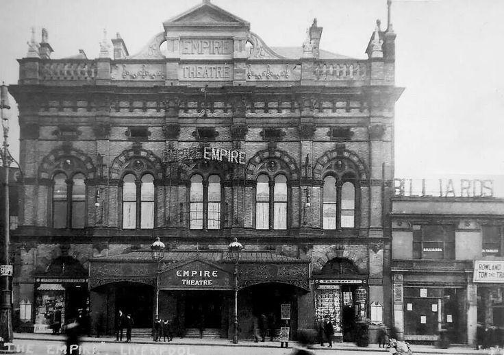 Original Empire Theatre c1905