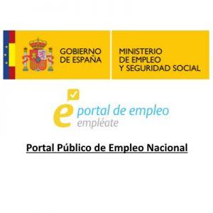 Primer Portal público de empleo en España con más de 37.000 vacantes