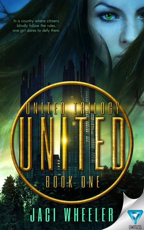 Mythical Books: from the ashes…- United (The United Trilogy #1) by Jaci Wheeler