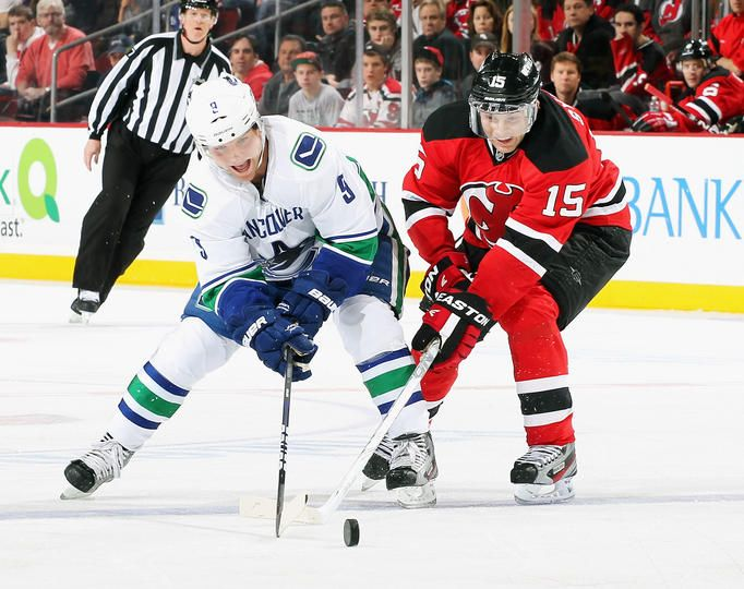Sabres trade Zack Kassian to Vancouver for Cody Hodgson; ALSO - M-A Gragnani to Vancouver for Alexander Sulzer
