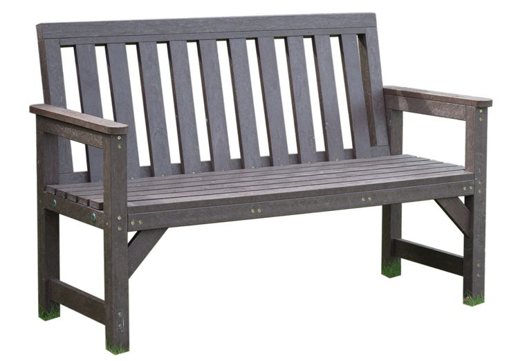 1000 ideas about outdoor seating bench on pinterest for Outdoor plastic bench seats