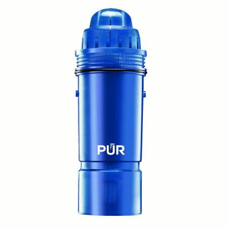 PUR Pitcher Replacement Water Filter, 1 Pack, Blue