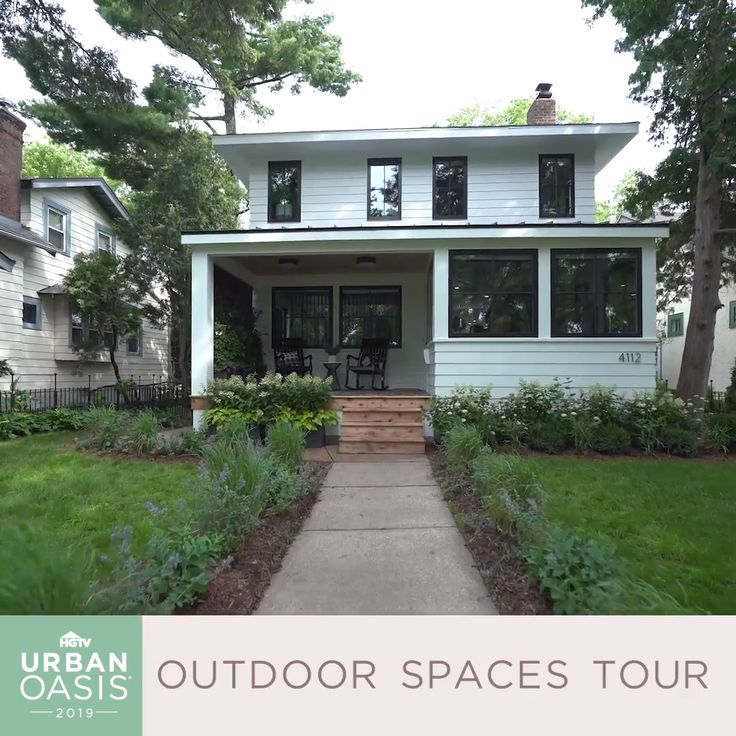 See Every Stunning Space From HGTV Urban Oasis 2019, A