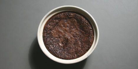 Svensk chokoladekage