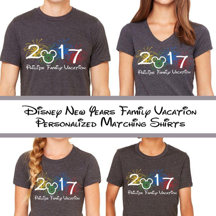 Disneyland Family Shirt Ideas
