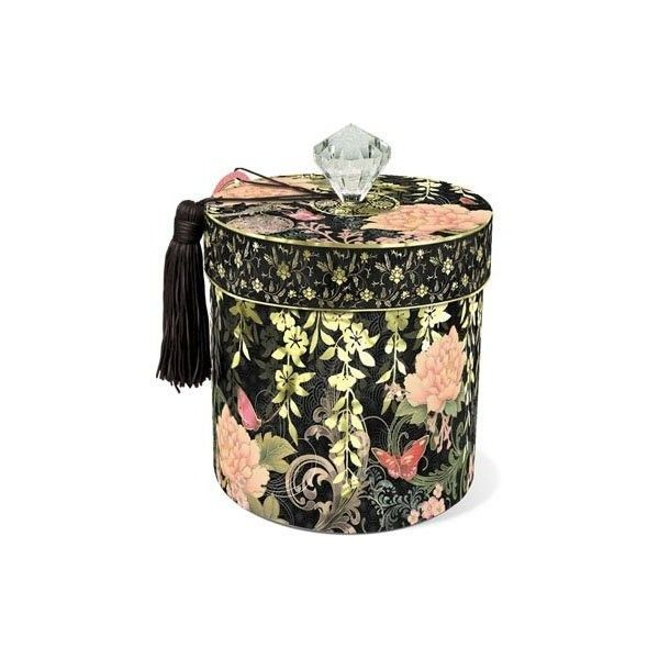 Asian Peony Toilet Tissue Holder Punch Studio ❤ liked on Polyvore featuring home, bed & bath, bath, bath accessories, oriental bathroom accessories and asian bathroom accessories