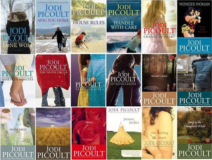 SPOTLIGHT ON... Jodi Picoult