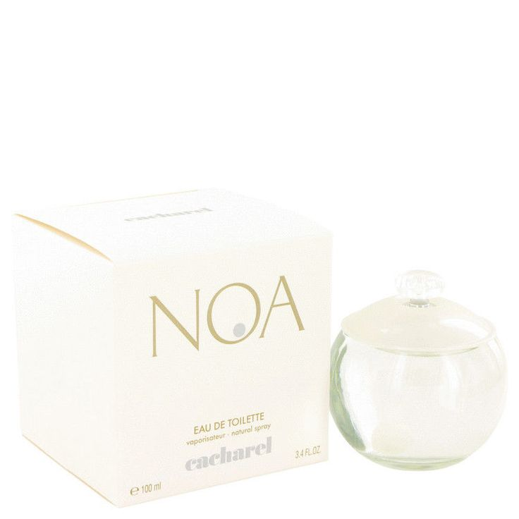 NOA by Cacharel for Women Perfume 3.4 oz Eau de Toilette Spray New In Box Sealed #Cacharel