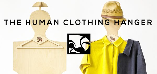 "We've just launched a crowdfunding campaign on Kickstarter for our ""Human Hanger"": a smart mannequin bringing joy in putting together your beloved clothing. Take part in the campaign and help support. Many thanks! - See more at: https://www.kickstarter.com/projects/damageplayground/human-clothing-hanger-a-smart-mannequin"