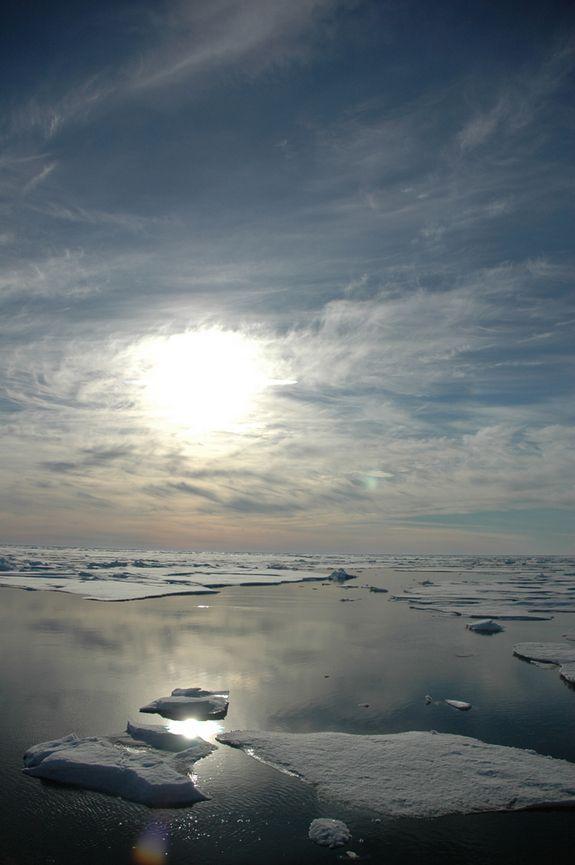 The Melting Arctic
