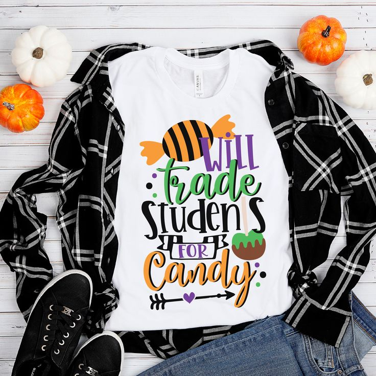 Will trade students for candy, SVG files,Halloween SVG
