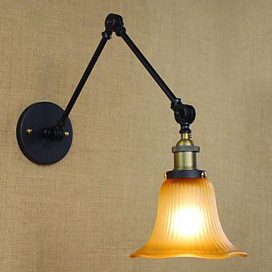 Lâmpadas de Parede / Iluminação de Banheiro / Lâmpadas de Parede de Exterior / Luzes de Parede para Leitura Lâmpada Incluída de 4811550 2016 por R$300,79