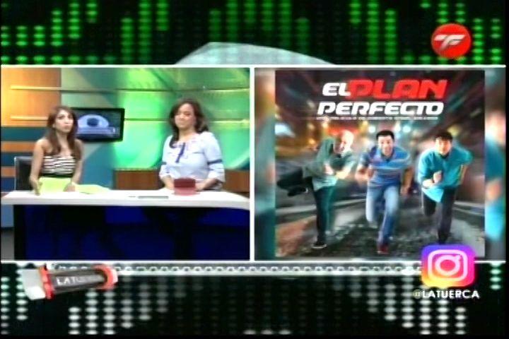 """En La Tuerca se comenta sobre el lanzamiento del poster de la nueva entrega de Roberto Ángel Salcedo """"El Plan Perfecto"""""""